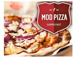 $30 MOD Pizza Gift Card