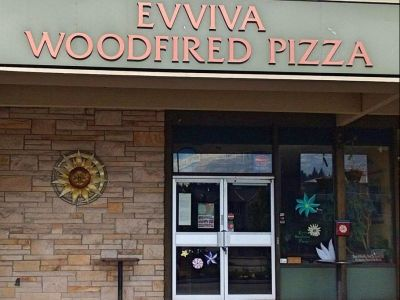 $30 Evviva Woodfired Pizza gift certificate