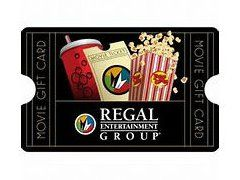$50 to Regal Cinemas and a Digital Download Pack