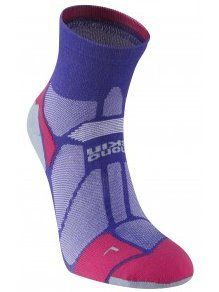 Hilly Brand Womens Running Socks, 3 pack, size small