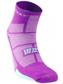 Hilly Brand Womens Running Socks, 3 pack, size SM