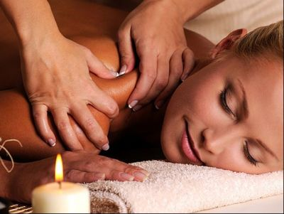 60 Minute Massage Gift Certficate