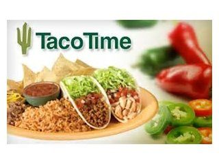 $10 Gift Card for Taco Time