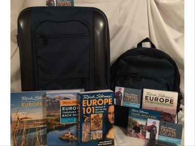 Rick Steves' Travel Luggage and Europe Travel Collection