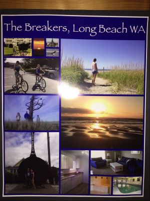 3 Nights at The Breakers at Long Beach, WA + Gift Card for Lost Roo Restaurant