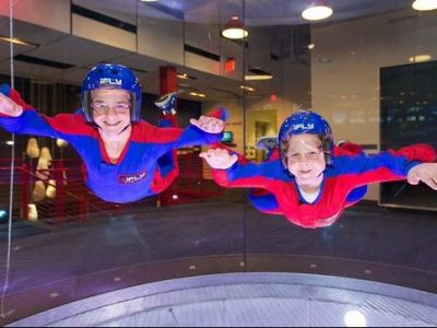 Indoor Skydiving Party Package