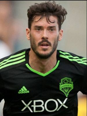 Signed Official Brad Evans MLS Game Jersey