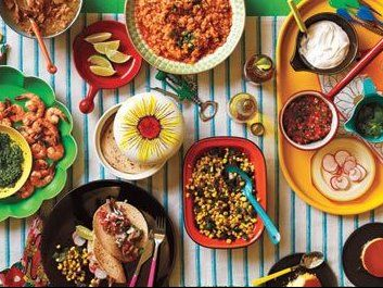 The Whole Enchilada - a gastronomical feast for 12!