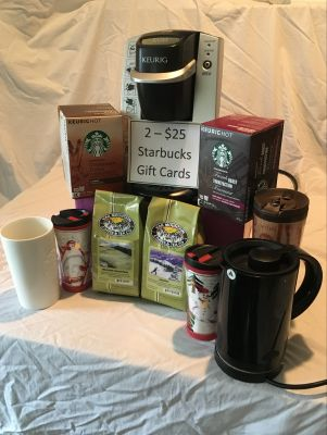Perfect Combo - Keurig and Starbucks