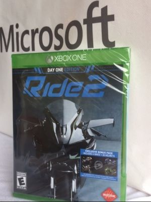 XBox Game - Ride 2