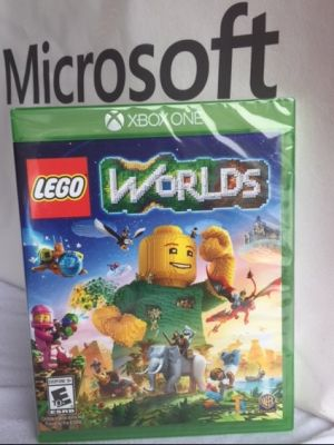 XBox One Game - Lego Worlds