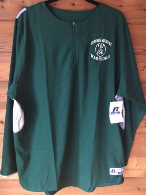 Men's EW Football Pullover - Size Large