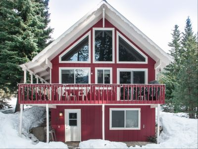Lake Wenatchee 5 Nights at The Red Cabin