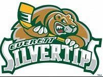 Everett Silvertips - 4 Tickets on the Glass