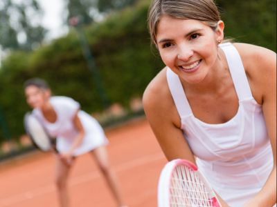 1 Hour Private Tennis Lesson with Tennis Pro Katharine Ness