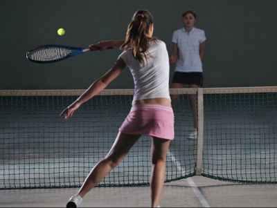 1 Hour Private Tennis Lesson with Tennis Pro Rob Korich
