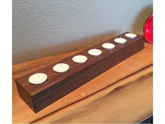 Custom Handmade Tealight Holder