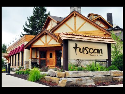 DINE & DASH-  $25 Gift Card to Tuscan