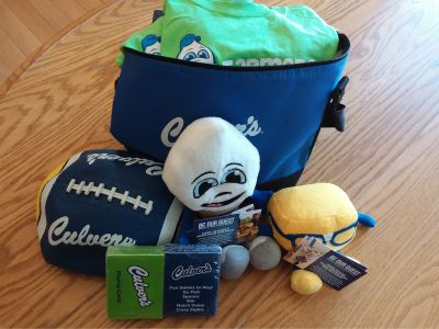 BASKET-  Culver's Summer Fun Pack