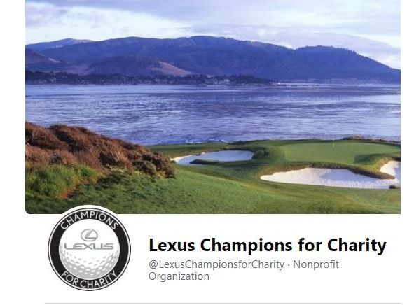 Live Auction Item: Lexus Package 2021 Champions for ...
