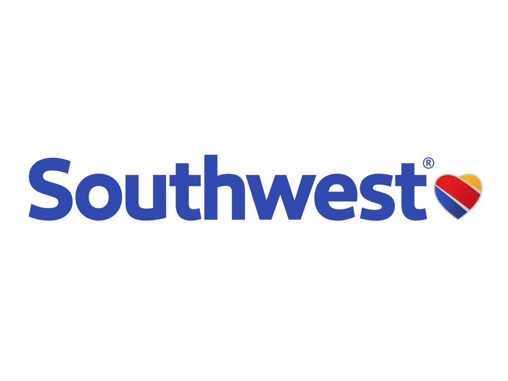 Two Round-Trip Airline Tickets on Southwest Airlines...