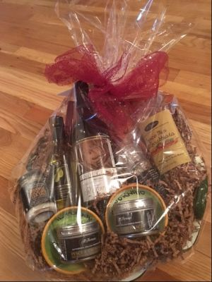 Il Fornaio Gift Basket