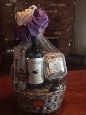 Gelson's Gift Basket