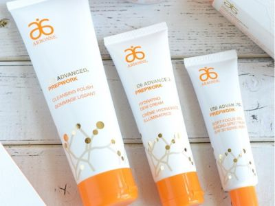 Arbonne RE9 Advanced Prepwork
