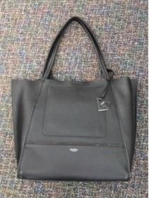 Botkier Soho Black Leather Tote