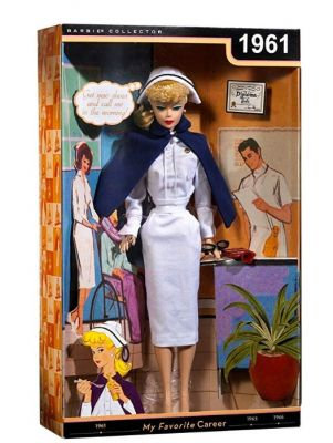 Barbie My Favorite Career Vintage Registere...