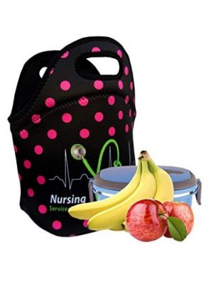 Nurses Insulated Lunch Tote Bag X-large, X-...