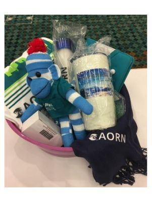 Basket of AORN Global Surgical Conference a...