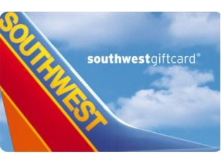 Southwest Gift Card $50