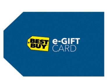 Best Buy Gift Card $500