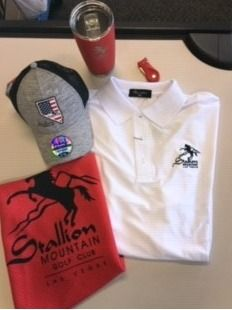Stallion Mountain Golf Club Men's Wear Pack...