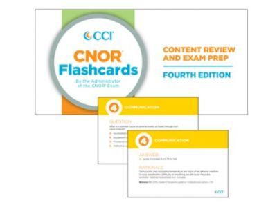 CNOR Flash Cards