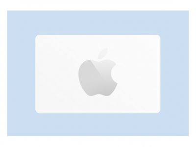 Apple Store Gift Card $650