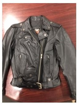 Women's Harley Davidson Leather Motorcycle ...