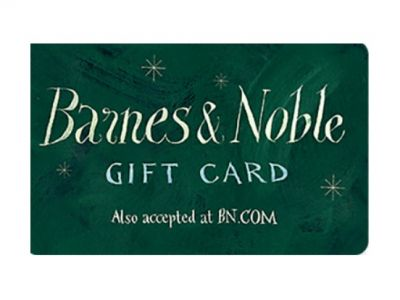 Barnes and Noble Gift Card $50