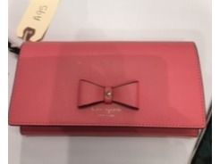Kate Spade Wristlet full of Gift Cards.