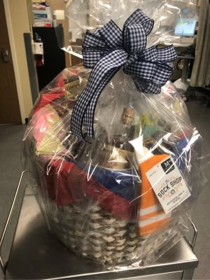Moon Shine and Moon Pies Basket