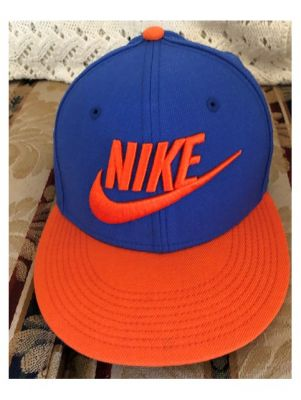 Orange and  Blue Nike Baseball Cap