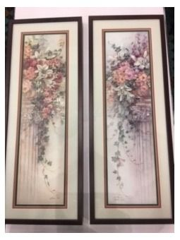 Two Lena Lou Signed Lithographs