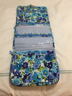 Vera Bradley Iconic Hanging Travel Organize...