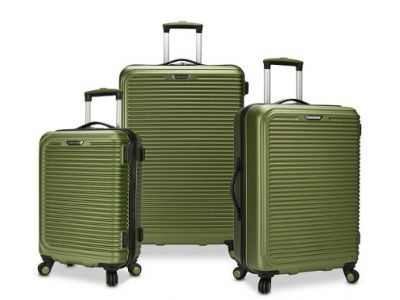 Savannah 3-Pc. Hardside Spinner Luggage Set