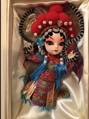 Chinese Opera Craft Doll Tang WaWa (1)