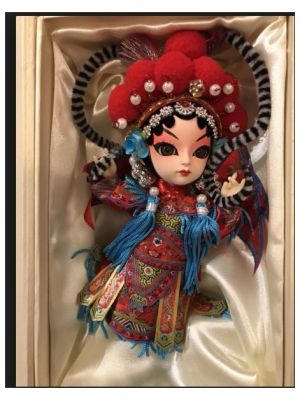 Chinese Opera Craft Doll Tang WaWa (2)