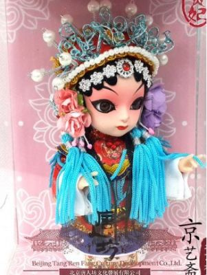 Chinese Opera Craft Doll (3)