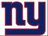 2 New York Giants Pre- Season Football Tick...