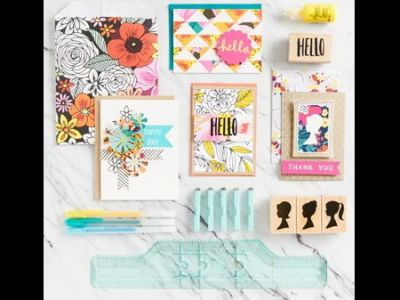 Creative Card-Making at Paper Source